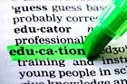 education services industry translations