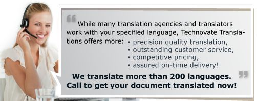 English to Slovak Document Translation