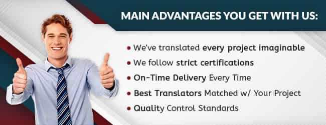 professional translation services Vancouver
