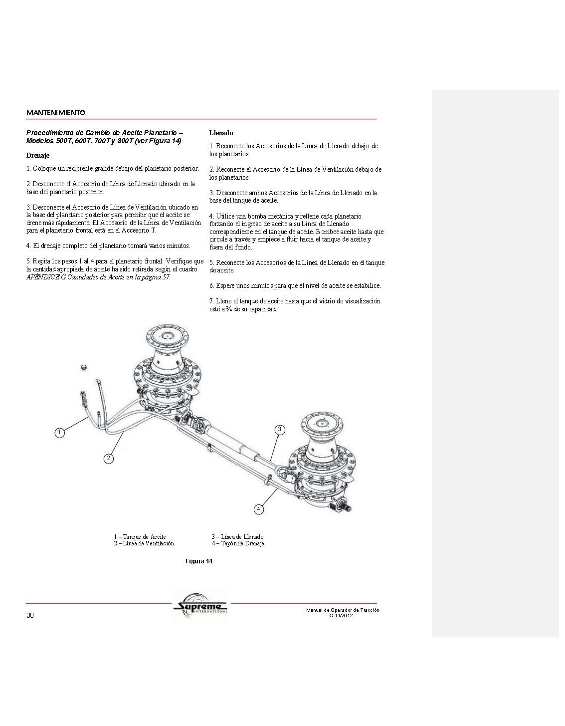 Technical Manual Translation Samples