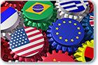 Des entreprises connaissent le succès sur le marché international